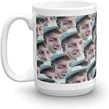 Mac DeMarco. 15 Oz Ceramic Coffee Mug Also Makes A Great Tea Cup With Its Large, Easy to Grip C-handle. 15 Oz Ceramic Glossy Mugs Gift For Coffee Lover