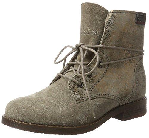 s.Oliver Damen 25243 Chukka Boots, Braun (Pepper Flower), 40 EU