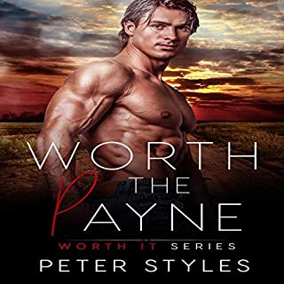Worth the Payne audiobook cover art