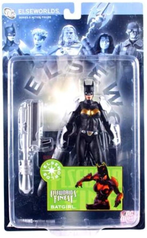 ofrecemos varias marcas famosas Elseworlds Series 3 Finest Batgirl Acción Figura New New New  Venta en línea precio bajo descuento