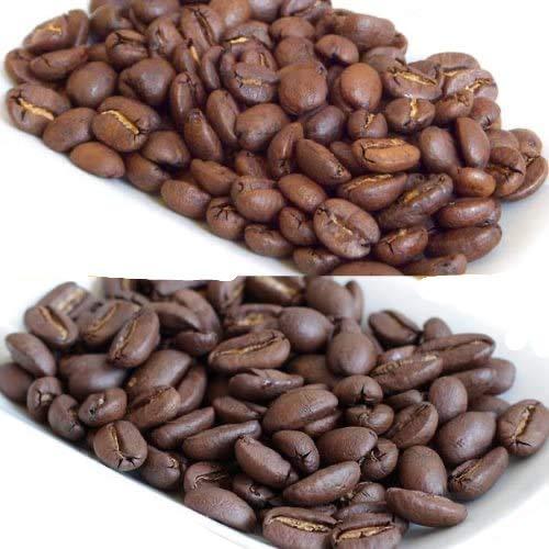 マウンテンブレンド&ジャバニカ(焙煎)[100×2/ 合計200g] (豆の状態のまま)