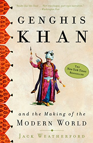 10 best paperback books genghis khan for 2020