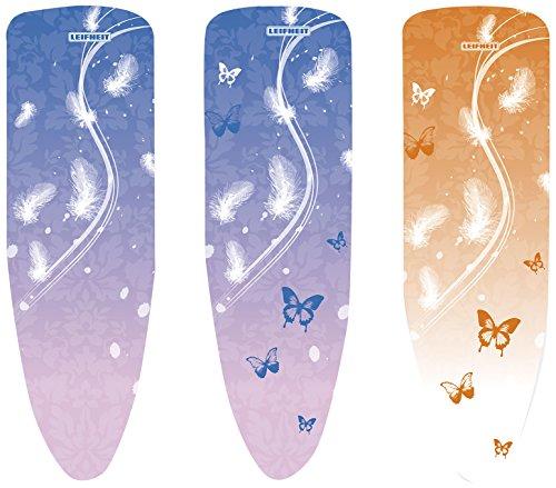 Leifheit No. 130 x 45 cm 72372 para Tabla de Planchar en algodón de Color AirSteam aleatoria