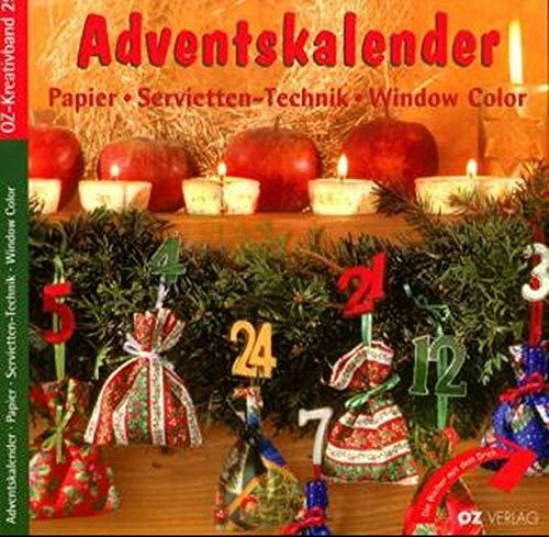 Adventskalender (OZ-Kreativband)
