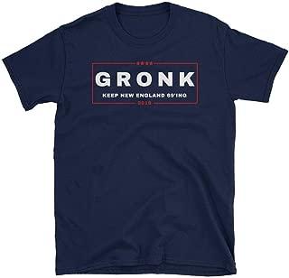Funny Gronk Keep New England '69ing Shirt Gronkowski 2019 Superbowl T-Shirt