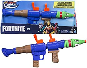 NERF Fortnite Rl Super Soaker Water Blaster