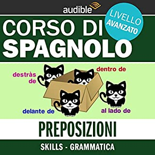 Preposizioni - Grammatica copertina
