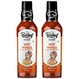 BECHEF Hot Wings Gourmet Buffalo Style Sauce and Marinade