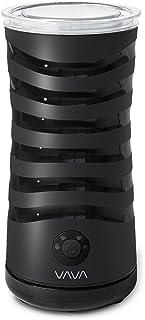 comprar comparacion VAVA Espumador de Leche Electrico 240ml Acero inoxidable Espuma Leche Caliente/Frío, 4 Funciones de ajuste, Apagamiento Au...
