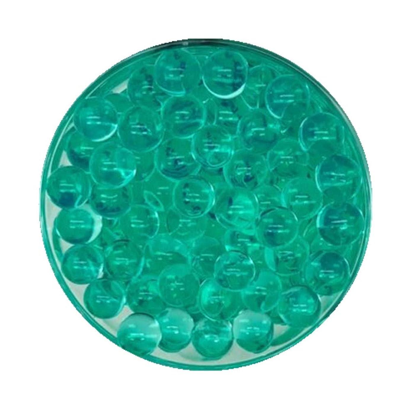 4000 Pcs Crystal Soil Water Beads Growing Magic Jelly Balls Bio Gel Wedding Casamento Vase Fillers (Turquoise)