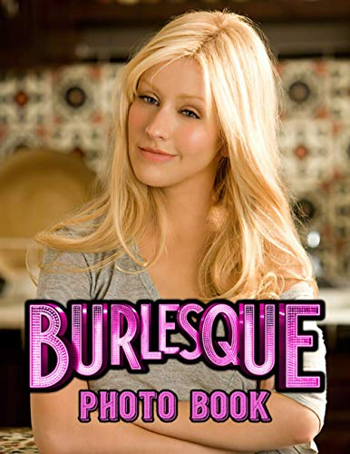 Burlesque Photo Book: Burlesque 20 Unique Photo Book Books For Adult