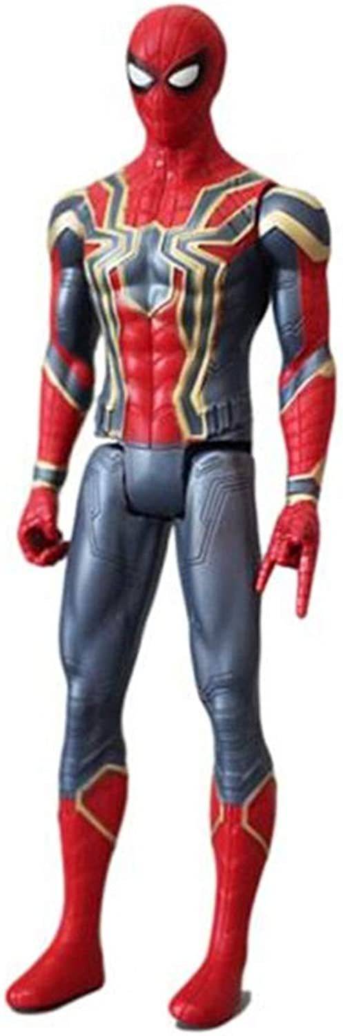 TLMYDD Toy Model Movie Character Avengers 3 Ornaments Souvenir Collectibles Crafts SpiderMan 30cm Toy statue