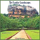 Sri Lanka Landscape 2021 Wall Calendar: Official Sri Lanka Landscape Calendar 2021, 18 Months