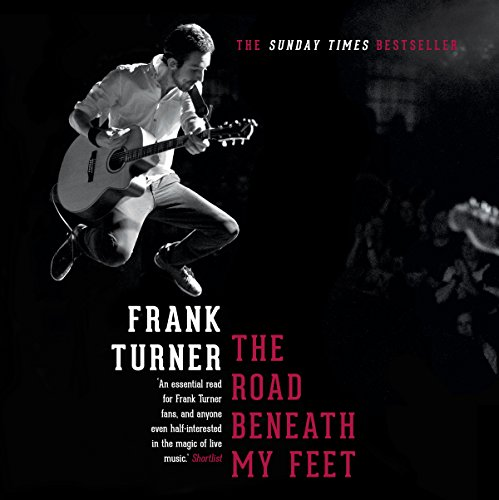 The Road Beneath My Feet audiobook cover art