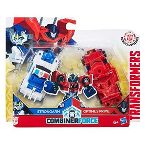 Hasbro C0628 Transformers Robots In Disguise CombinerForce Assortment, Spielzeug