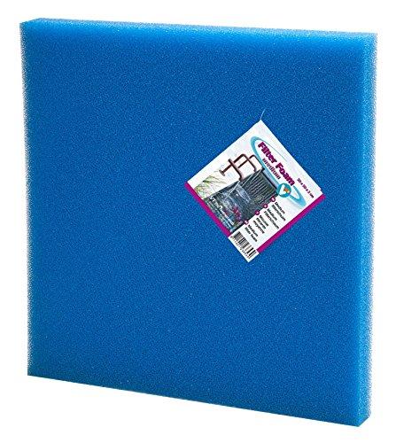 Velda 142235 filterschuim voor vijverfilter, blauw