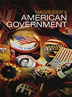 Magruders American Government 2016 Student Edition Grade 12 0133306992 Book Cover
