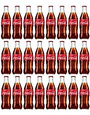 Coca Cola Pictogram (24 x 330ml glazen flessen)