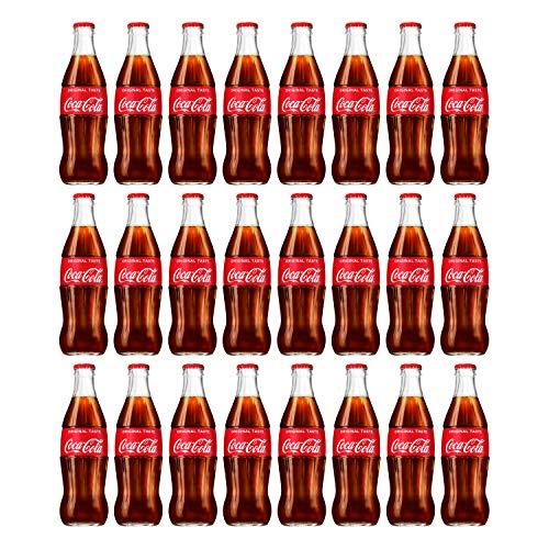 Coca Cola Icon (24 bouteilles en verre de 330 ml)