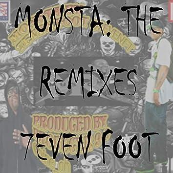 Monsta: The Remixes