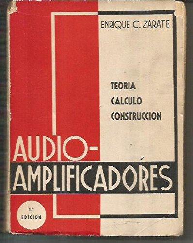 AUDIO-AMPLIFICADORES