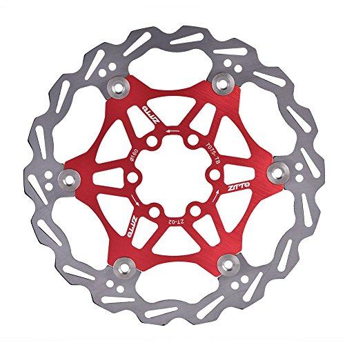 Rotor de Freno de Disco Flotante Bicicleta de Ciclismo 160 mm Rotor...