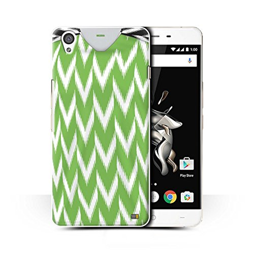 Stuff4 Phone Case/Cover/Skin/1PLUS-CC/World Cup 2018 Voetbalt-shirt, collectie OnePlus X Nigéria/Nigérian