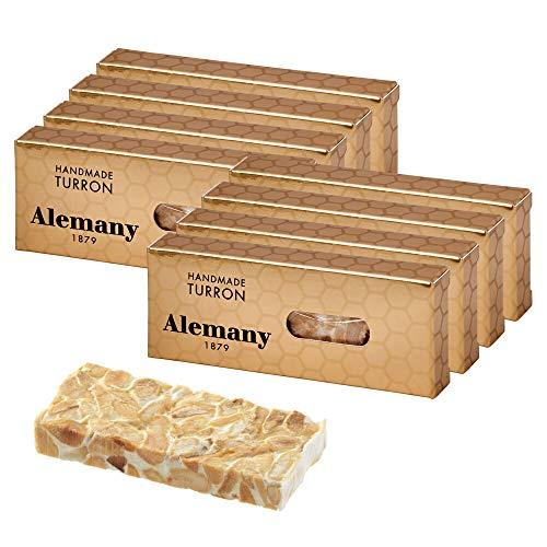 アレマニー (Alemannie) ハニー トゥロン 8箱セット【 スペイン マドリッド おみやげ(お土産) 輸入食品 スイーツ ヌガー】