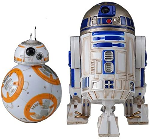 compra limitada Star Wars     force of the wake-up premium 110 scale Figure   Droid whole set of 2 BB8R2D2  comprar barato