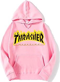 negozio online 1c537 adb5b Amazon.it: felpe thrasher uomo