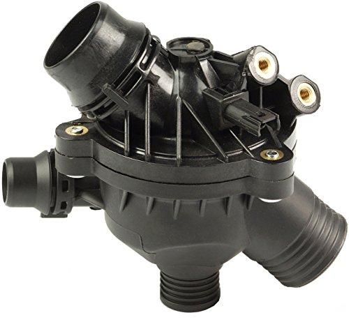 TOPAZ 11537549476 Thermostat + Housing + Sensor Assembly for BMW E90 330 E60 530 E65 730 E83 X3 E85 Z4