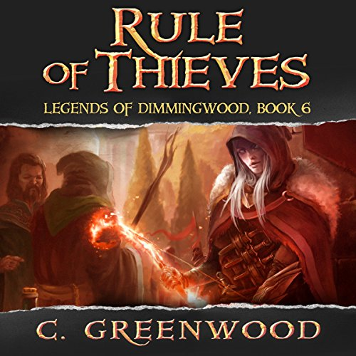 Rule of Thieves cover art