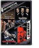 4 Film Favorites: Crime Dramas (4 Dvd) [Edizione: Stati Uniti] [USA]