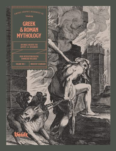 Greek and Roman Mythology: An Image Archive for Artists and Designers