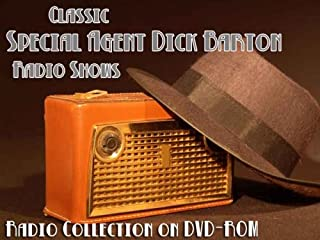 20 Classic Special Agent Dick Barton Old Time Radio Broadcasts on DVD (over 4 Hours 10 Minutes running time)