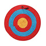 Youyijia 21.6in Archery Target Single Layer Outdoor Sports Archery Shooting Bow Straw Arrow Target