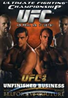 Ufc 49: Unfinished Business [DVD]