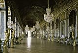 The Hall of Mirrors Interiors Palace of Versailles France