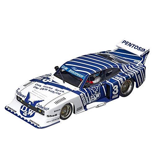 """Carrera 20027605 Ford Capri Turbo """"D&W-Zakspeed Team, No.3"""", Mehrfarbig"""