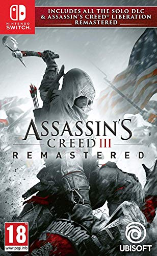 Assassin's Creed III Remastered + Assassin's Creed Liberation Remastered NSW [ ]