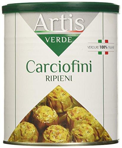 Artisfood AF882 - Carciofini Ripieni, 780 gr