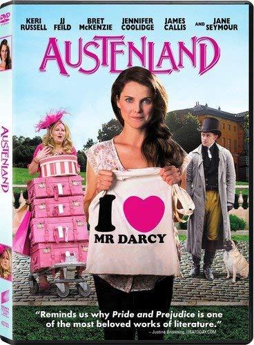 Austenland by Keri Russell