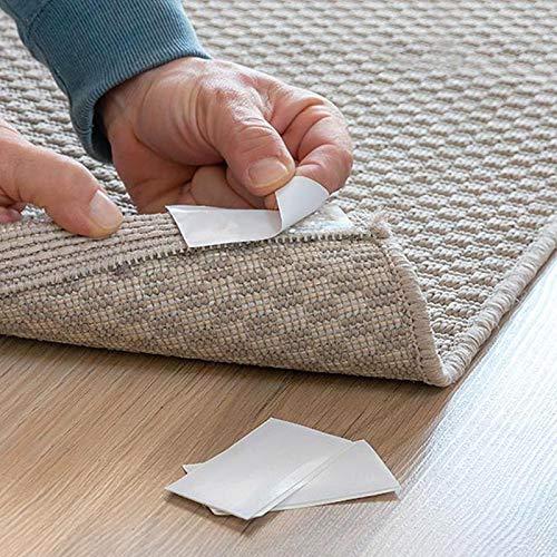 Shop-STory – pak met 100 zelfklevende lijm, dubbelzijdig, voor verschillende doeleinden – te gebruiken op elk oppervlak