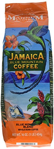 Magnum Jamaican Blue Mountain coffee blend