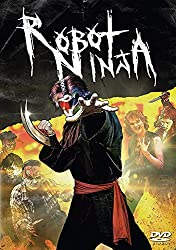 "Restored ""Robot Ninja"" on DVD!"
