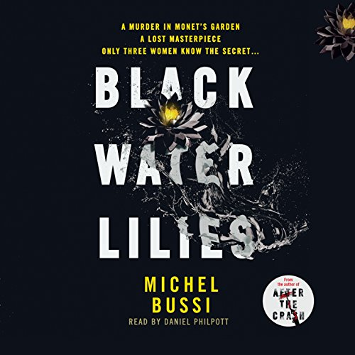 Black Water Lilies audiobook cover art