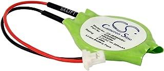 VINTRONS Replacement CMOS Battery for IBM Thinkpad 600E 2645-8AU,Thinkpad 600E 2645-AAU,Thinkpad 600X