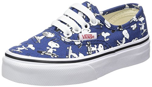 Vans Era Peanuts Snoopy Skate Shoe (Youth 2, Youth Authentic Peanuts Snoopy 8091)