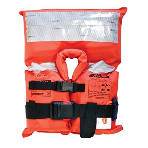 Lalizas - Chaleco salvavidas para bebé (0-15 kg)