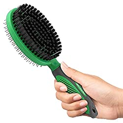 K9KONNECTION-2-in-1-Bristle-and-Pin-Grooming-Brush-for-Dogs